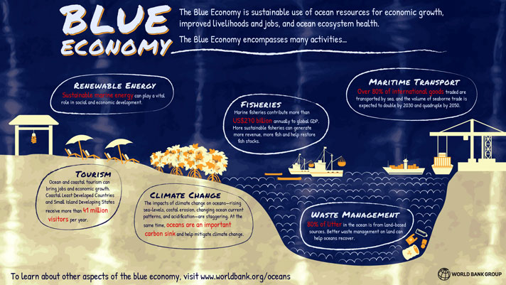 Scientists At Blue Oceans Conference Meet On How To Fight Ocean Acidification